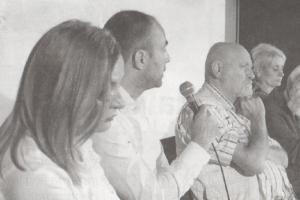 Čelnik Gradjanske Alijanske uvrijedio Jevreje na panelu