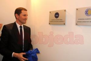 Pobjeda 13. novembar 2012 - Dogovorena izgradnja sinagoge u Podgorici